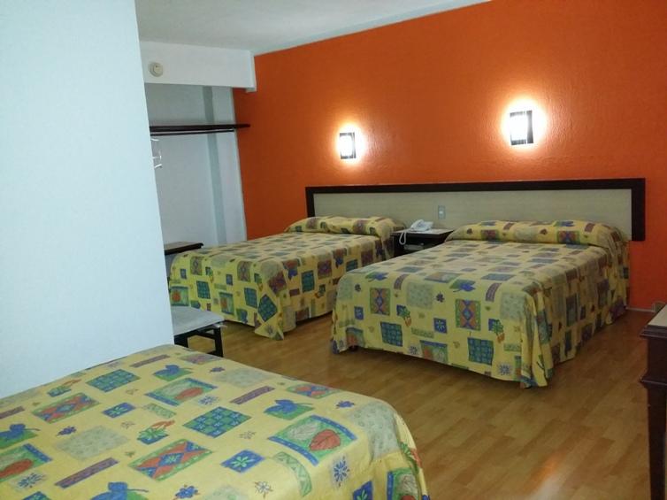 Junior suite cuadruple